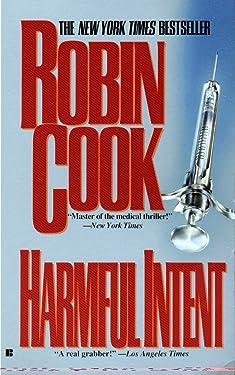 Harmful Intent (A Medical Thriller)