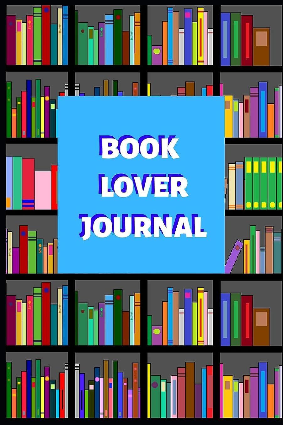 運搬アーカイブパッチBook Lover Journal: Gifts for avid book readers, This log book will help you with having knowledge of the books you love and the ones you don't