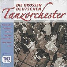 Die Grossen Deutschen Tanzorchester: Puszta Fox, Rote Rosen,