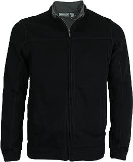 Men's Zip Up Fleece Sweater