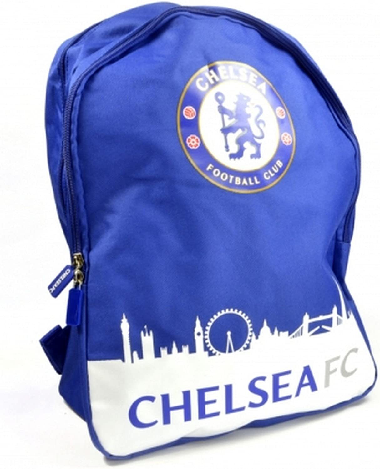 Chelsea Free shipping / New Quality inspection FC Official Soccer Backpack Rucksack Skyline