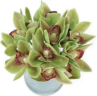Best green cymbidium orchid wedding bouquet Reviews