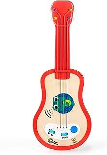 Baby Einstein Magic Touch Ukulele Wooden Musical Toy, 12 Months +