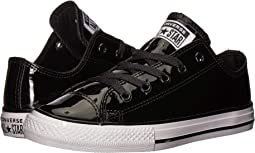 Chuck Taylor All Star Patent - Ox (Little Kid/Big Kid)