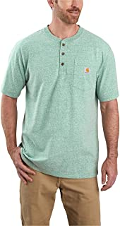 Men's Workwear Pocket Henley Shirt