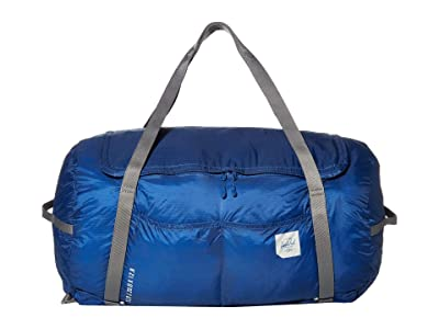 Herschel Supply Co. Ultralight Duffel (Monaco Blue/Quiet Shade) Duffel Bags