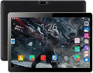 10,1 tums tablett 2GB + 32 GB mobil tablett Octa-Core med dubbla SIM-kortplats och kamera IPS HD Touch Screen WiFi Bluetoo...