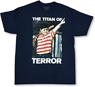 the titan of terror shirt