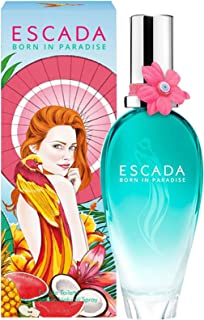 Escada Born In Paradise Eau de Toilette for Women Spray 100ml