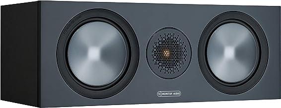 Monitor Audio Bronze C150 6G Center Channel Speaker Black (Each)