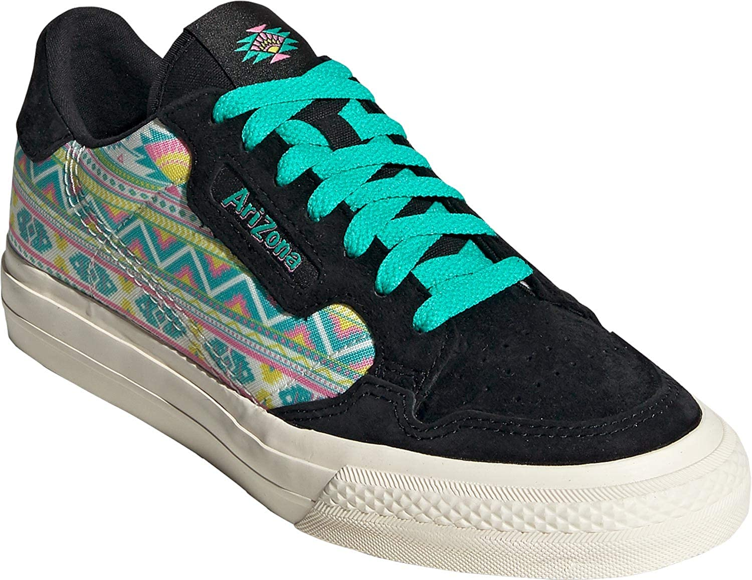 Adidas x Arizona Iced Tea Continental Continental Vulc W schwarz Weiß Supplier Colour