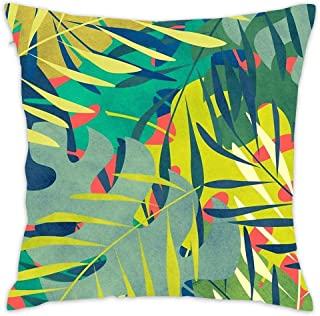 NEWcolor Novelty Design Fashion Square Pillow Case Throw Pillow Cover Eden