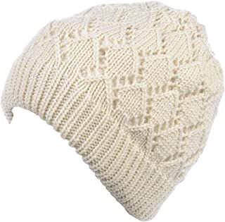Be Your Own Style BYOS Womens Winter Knit Plush Fleece Lined Beanie Ski Hat Sk Skullie Various Styles