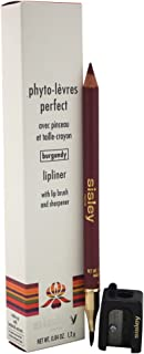 Phyto Levres Perfect Lip Liner With Lip Brush & Sharpener - Burgundy by Sisley for Women - 1.45 g Lipliner