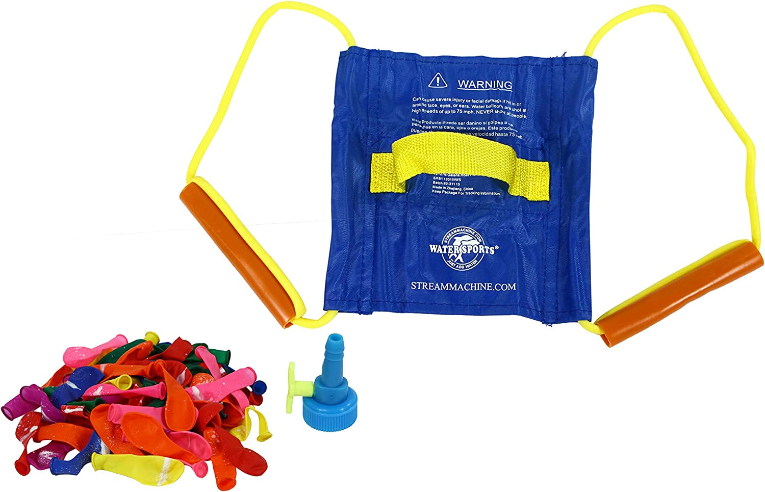 Baltimore Mall Water Sports 3 Person Balloon Launcher Long Beach Mall Ballo 72 with