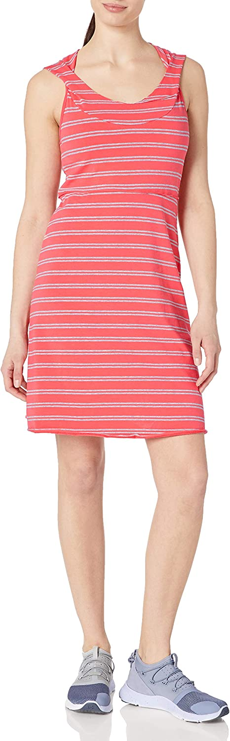 Marc New York popularity Performance low-pricing Women's Thick Dress Hooded Thin Stripe