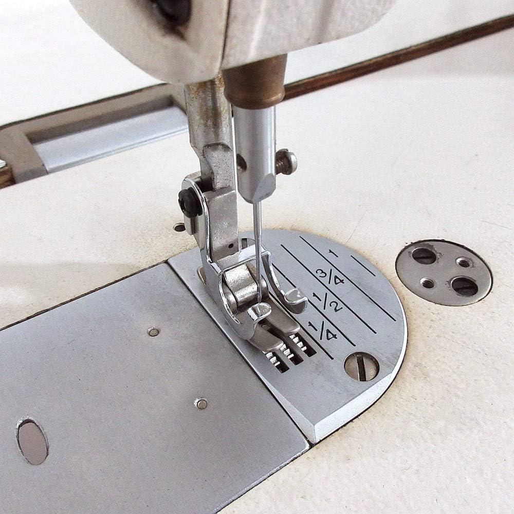 option : 1 pi/èce Prot/ège-doigts pour machines industrielles /à aiguille unique #19S
