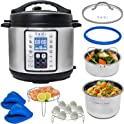 Yedi 9-in-1 Total Package Instant Programmable XL Pressure Cooker