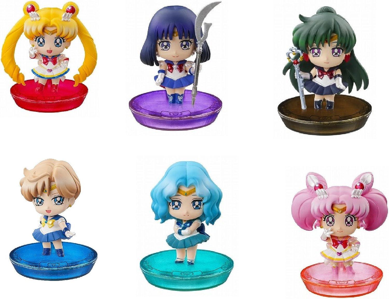 venta con alto descuento Serie Sailor Moon - Cambio Cambio Cambio de imagen con el nuevo Petit Chara  (CAJA)  Precio al por mayor y calidad confiable.