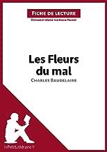 Les Fleurs du mal de Baudelaire (Fiche de lecture): Résumé complet et analyse détaillée de l'oeuvre (French Edition)