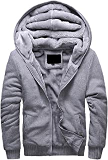MRstriver New Jacket Men Thick Overcoat Winter Warm Mens Jackets and Coats Casual Hoodies Solid Homme 4XL 5XL