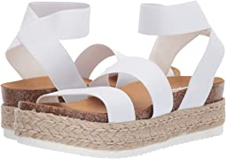 ef41bd5374c Women's White Sandals + FREE SHIPPING | Shoes | Zappos.com