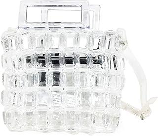 Zara Women Transparent pieces handbag 3310/004