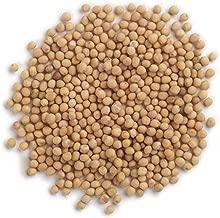 Frontier Co-op Mustard Seed, Yellow Mustard Whole, Certified Organic 1 lb. Bulk Bag
