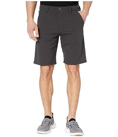 Prana Hybridizer Short (Charcoal) Men