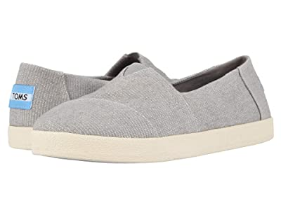 TOMS Avalon (Drizzle Grey Heavy Canvas) Women