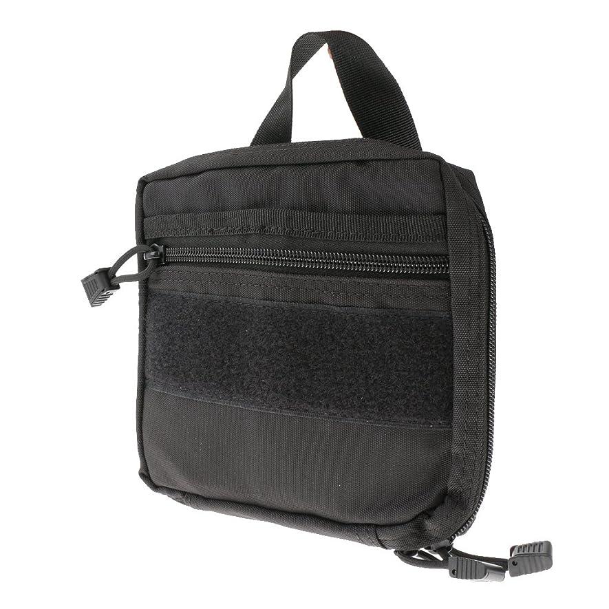 おばさん技術シティナイロン製 戦術的 ポーチ 屋外 多目的 ユーティリティ アクセサリー バッグ 3色選べる