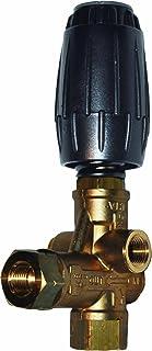 AR Annovi Reverberi VRT3-310 Pressure Washer Unloader, Black, 4500 PSI, Knob, Brass