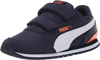 PUMA Kids Baby Girl's ST Runner Velcro (Toddler)