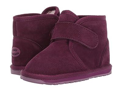 EMU Australia Kids Oddie (Toddler/Little Kid/Big Kid) (Plum) Girls Shoes
