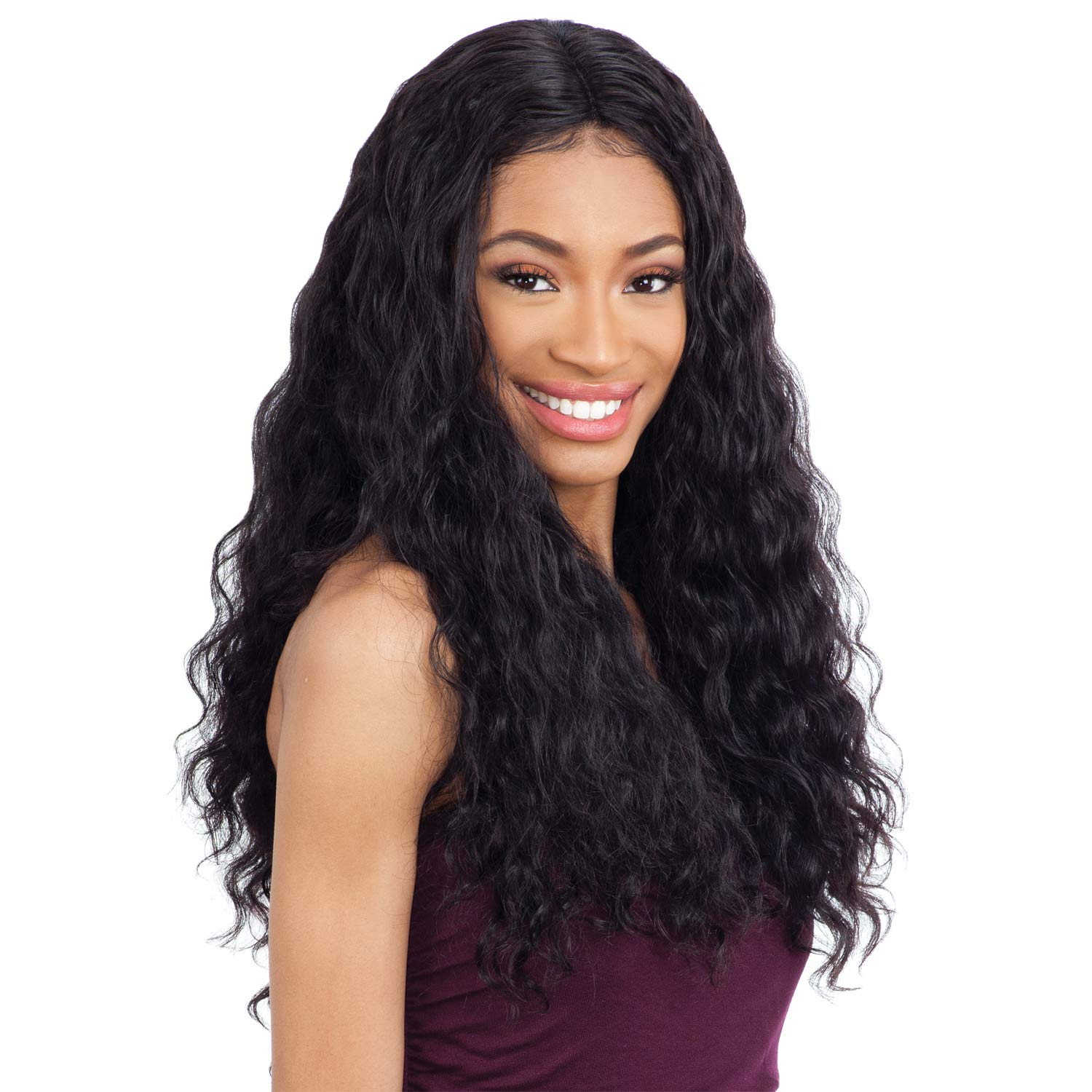 MULTI PACK DEALS free Naked 100% Human Crochet Wavy Hair Braid Wet Max 58% OFF
