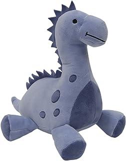 Bedtime Originals Roar Dinosaur Plush Rex, Blue