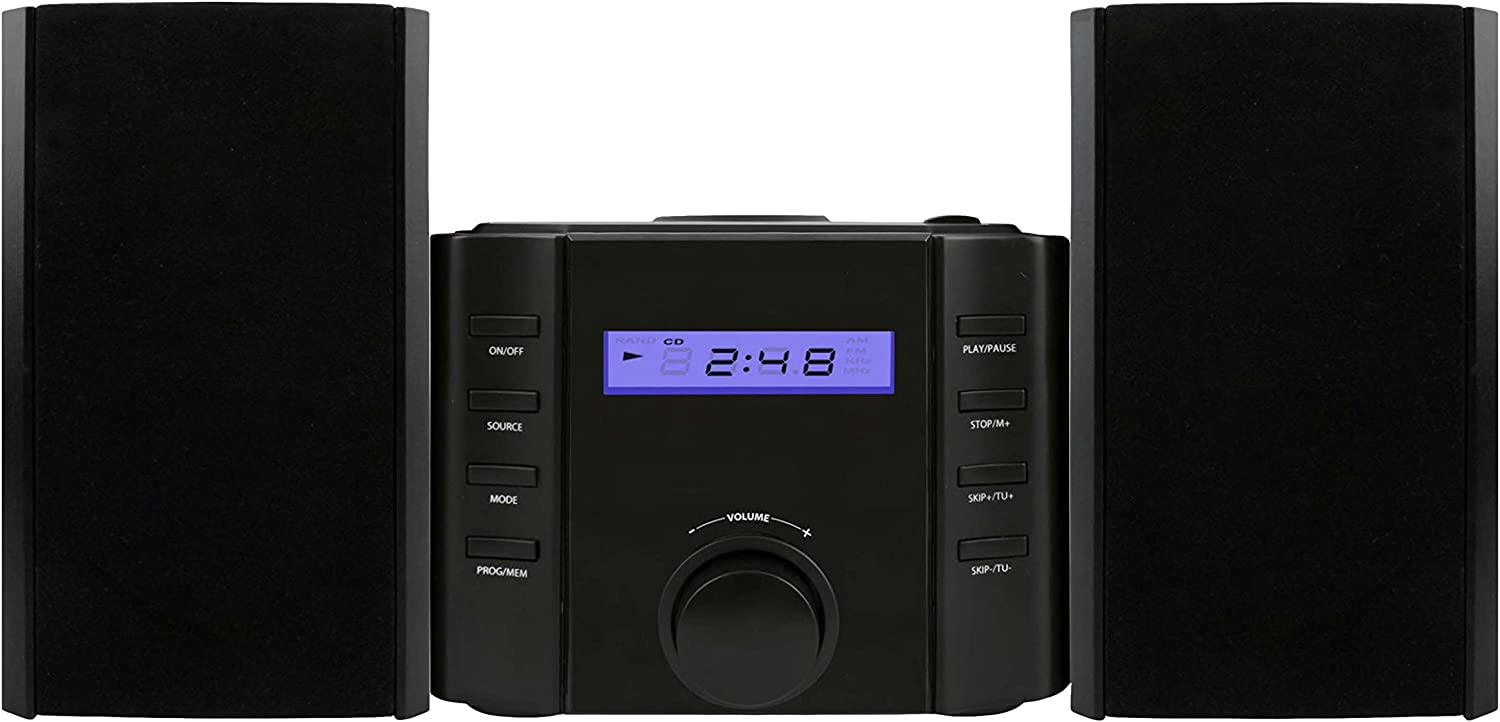 Sylvania Excellent SRCD804BT Cheap SALE Start CD Microsystem Radio Bluetooth with and