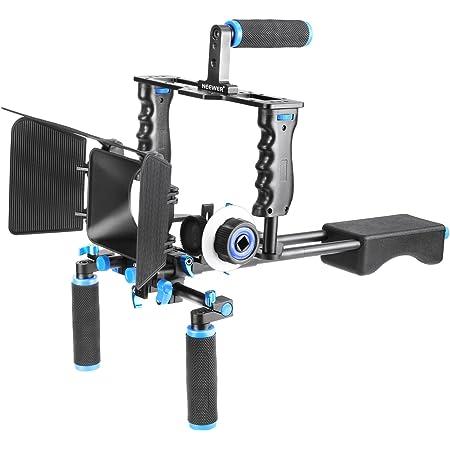 Neewer Aluminum Kamera Video Käfig Set Film Kamera