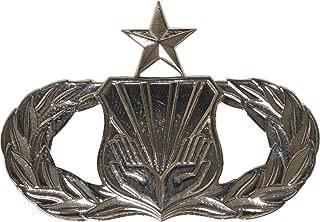Air Force Chaplain Assistant No Shine Full Size Badge (Senior)