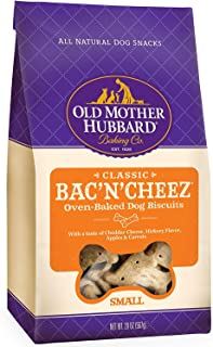 Old Mother Hubbard BacNCheez Biscuits