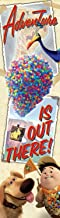 Eureka Up Vertical Classroom Banner, Adventure Is Out There, Measures 45