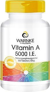 Vitamina A 5000 U.I. – Acetato