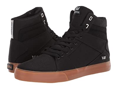 Supra Aluminum (Black/Gum) Men