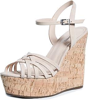 221ac328eaaf Amazon.com  SCHUTZ - Platforms   Wedges   Sandals  Clothing