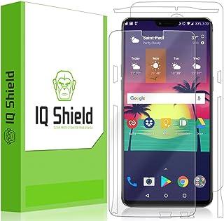 OnePlus 6 Screen Protector, IQ Shield LiQuidSkin Full Body Skin + Full Coverage Screen Protector for OnePlus 6 HD Clear An...