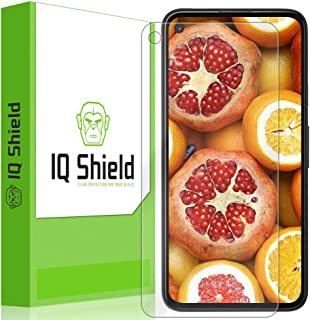 IQ Shield Screen Protector Compatible with Google Pixel 4a 5G (6.2)(2-Pack)(Case Friendly) Anti-Bubble Clear Film