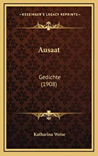 Ausaat: Gedichte (1908)
