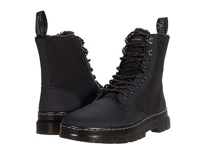 Dr. Martens Combs II FL (Black Ajax (E97)/Enterprise 50/50) Shoes