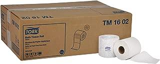 Tork Universal TM1602 Bath Tissue Roll, 2-Ply,  4