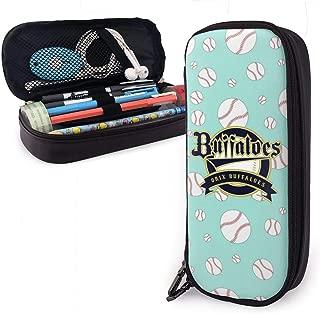 DCVREW ペンケース 大容量 オリックス?バファローズ ペンケース かわいい 大容量 おしゃれ 高校生 筆箱 多機能 ペン箱 筆袋 収納バッグ 学生 子供 児童 女の子 男の子